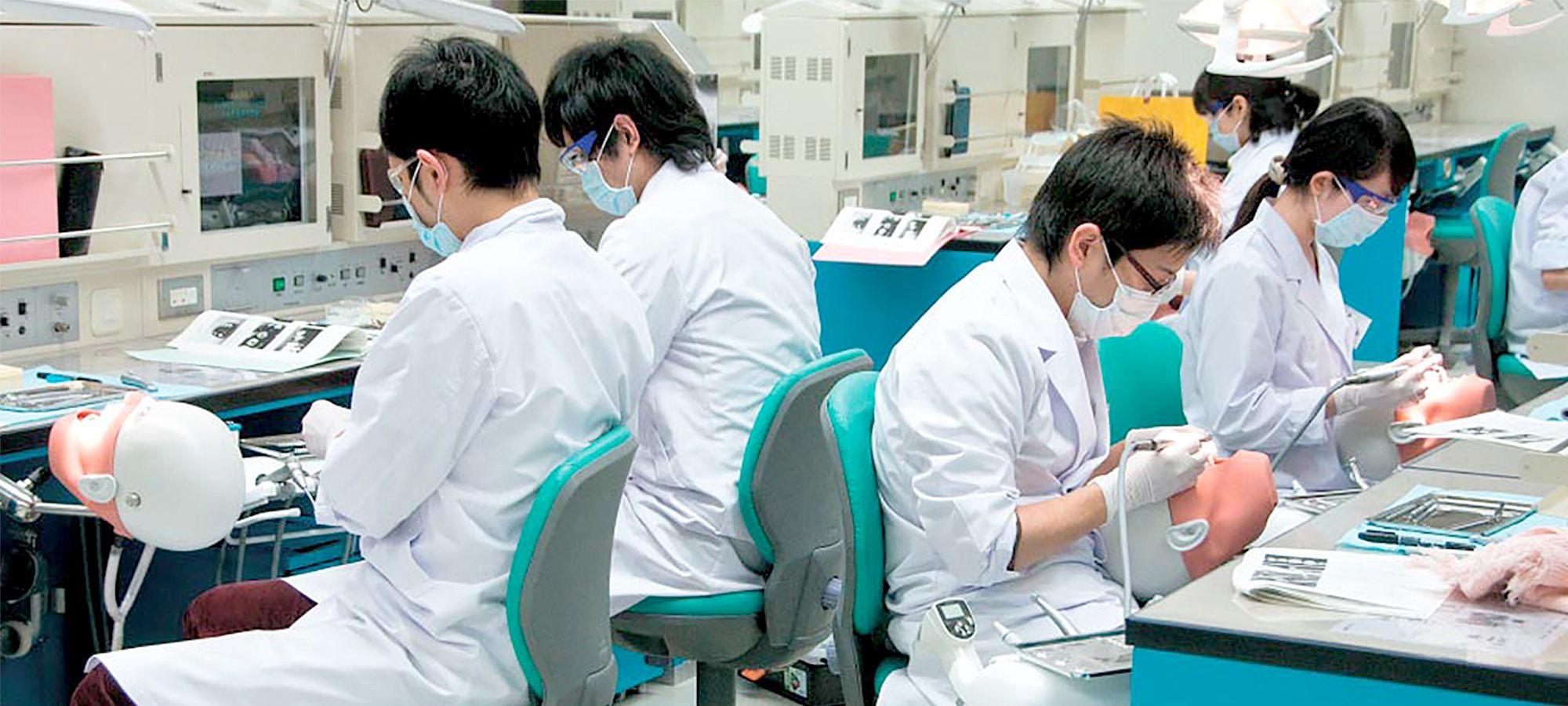 歯科医療の新時代をリードする日本歯科大学